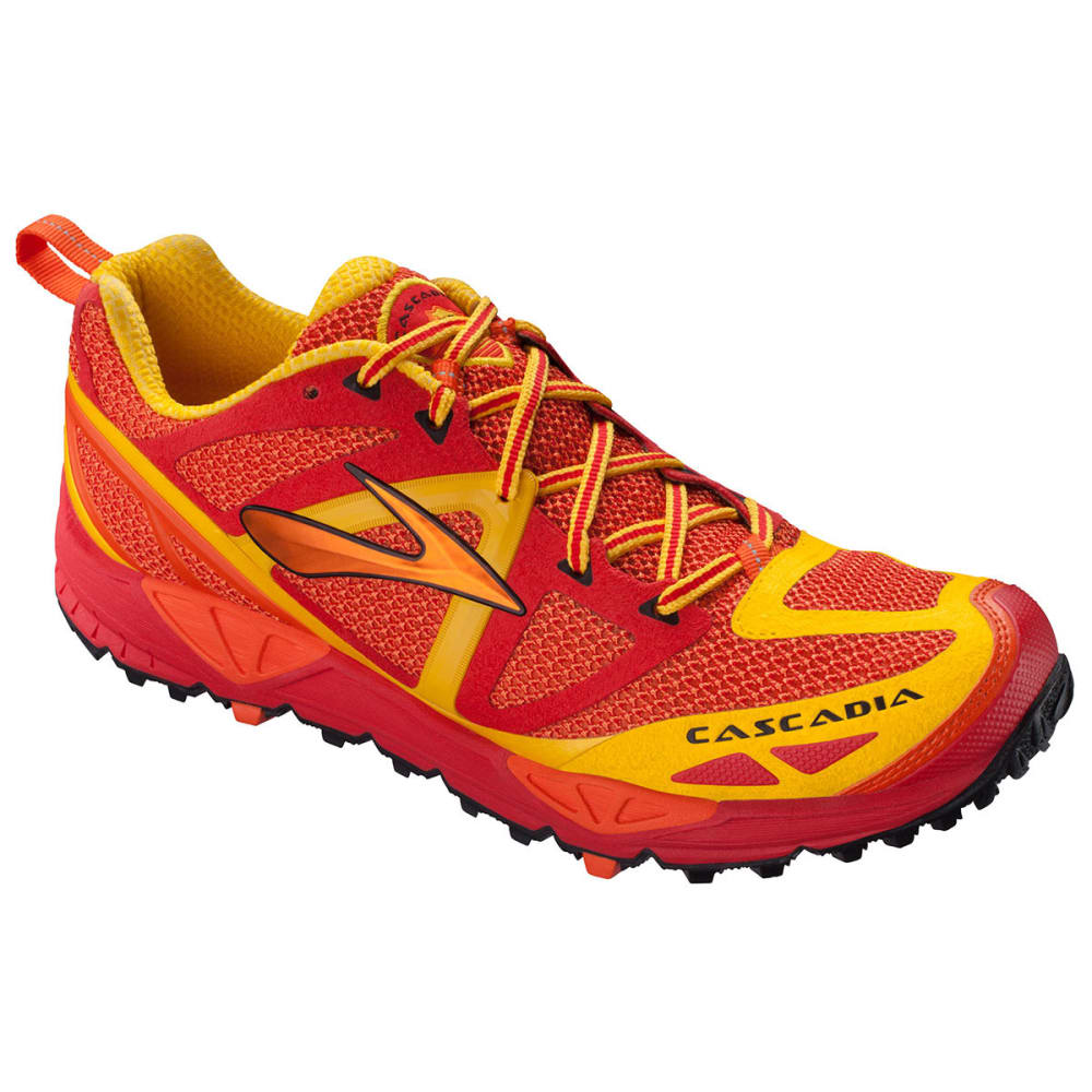 cf4a7406935 BROOKS Men  39 s Cascadia 9 Trail Running Shoes
