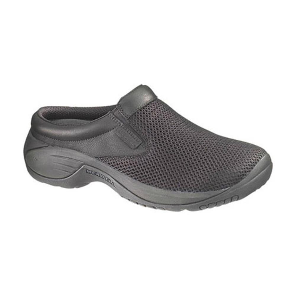 MERRELL Men's Encore Bypass Shoes, Black - BLACK