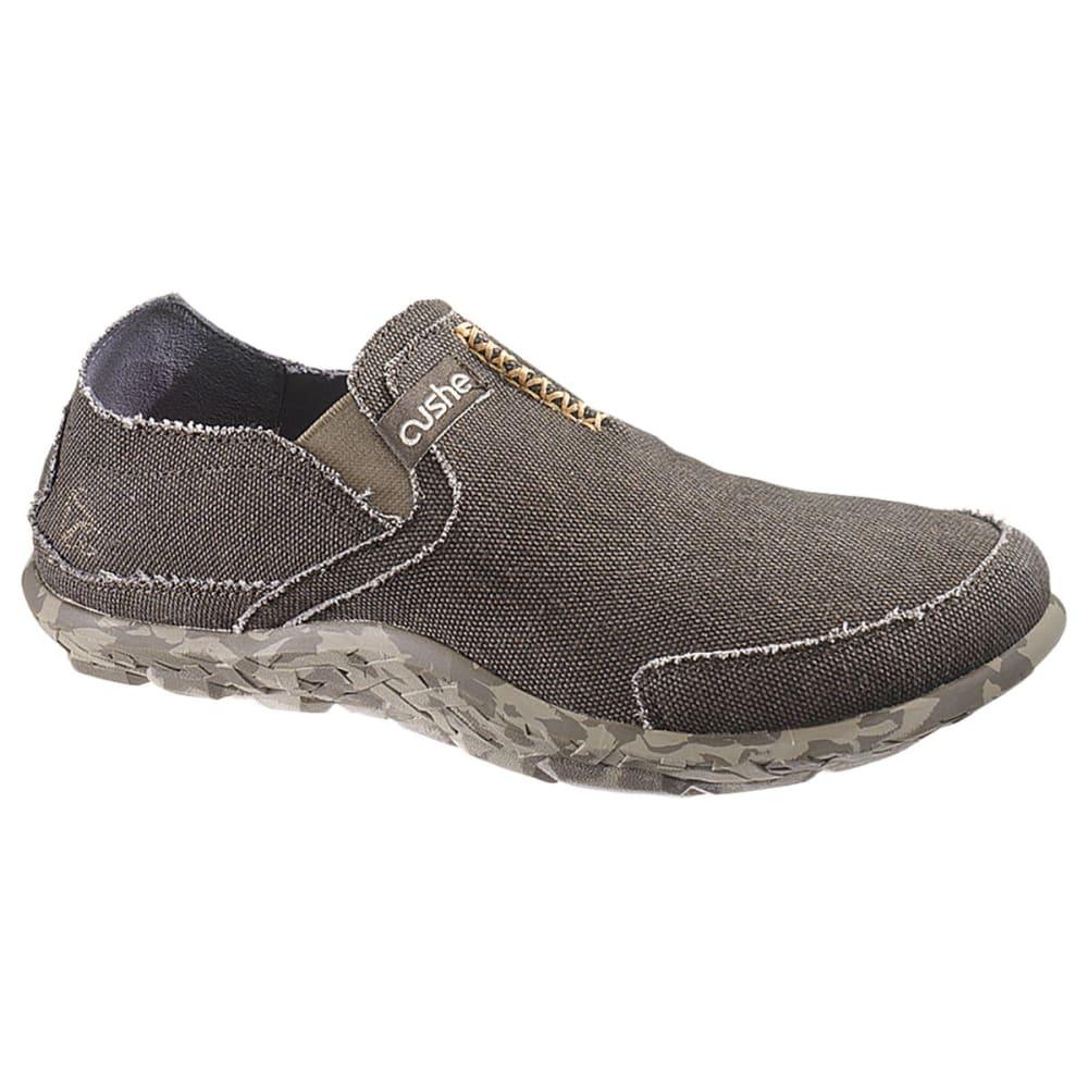 CUSHE Menu0026#39;s Cushe Slipper Shoes Brown