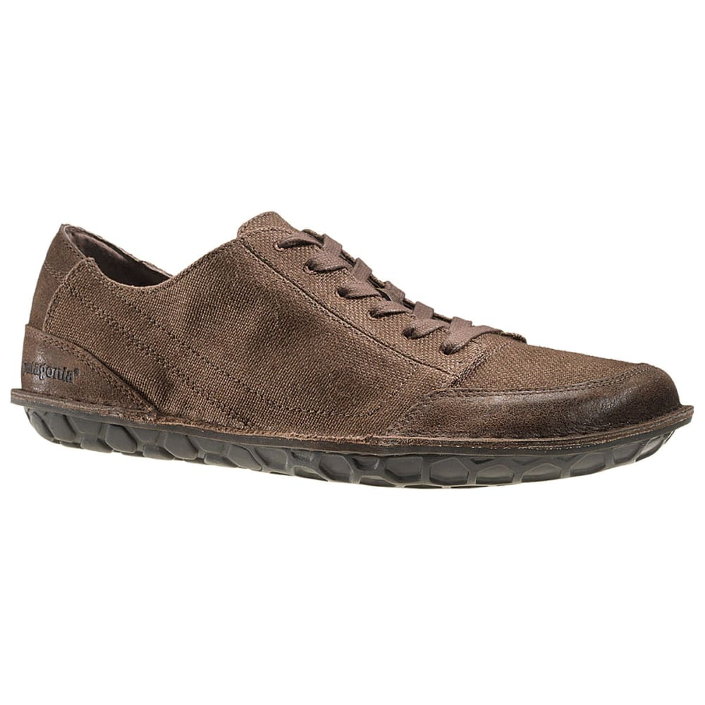 patagonia s banyan lace hemp shoes brown