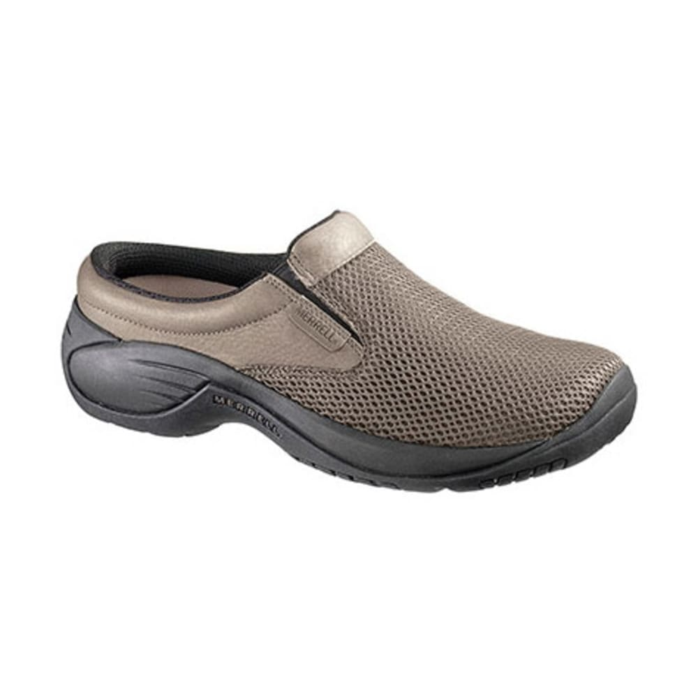 MERRELL Men's Encore Bypass Shoes, Gunsmoke - GUNSMOKE