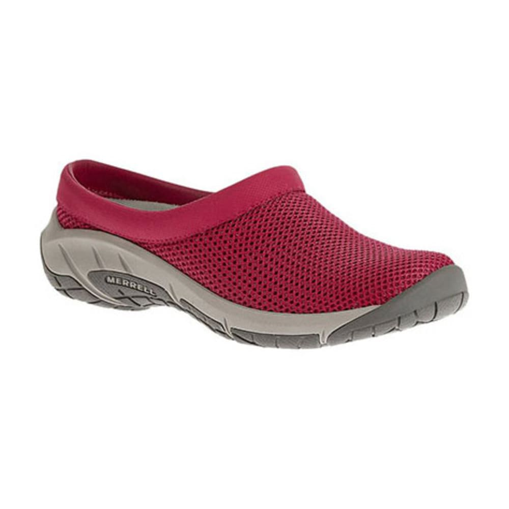 MERRELL Women's Encore Breeze 3 Shoes, Red - ROSE RED