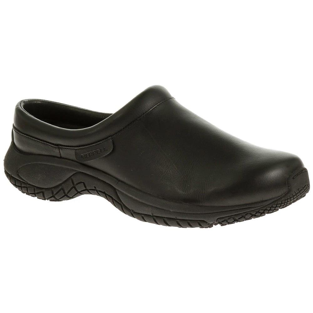 merrell s encore slide pro grip shoes black