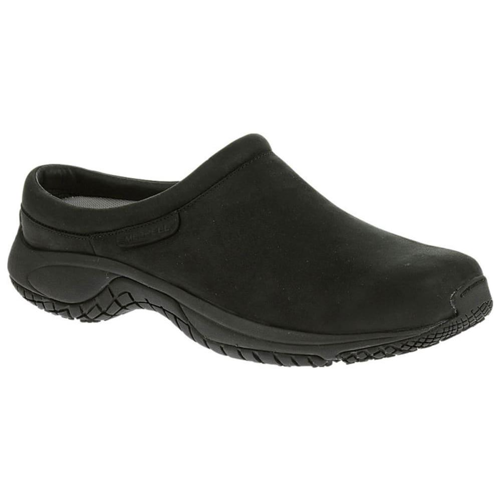 merrell s encore slide pro grip nubuck shoes