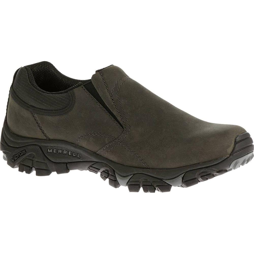 MERRELL Men's Moab Rover Moc Shoes - CASTLE ROCK