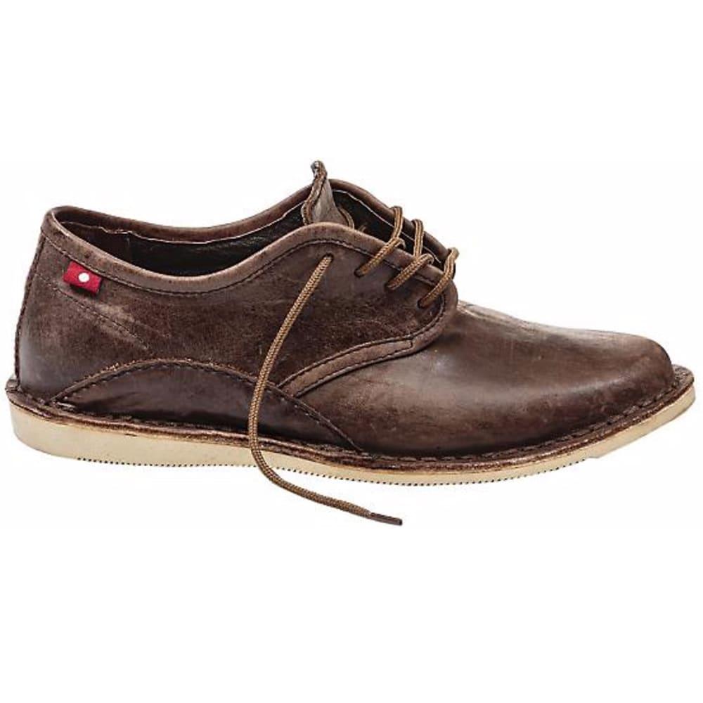 OLIBERTE Men's Narivo Shoes - BROWN/YELLOW
