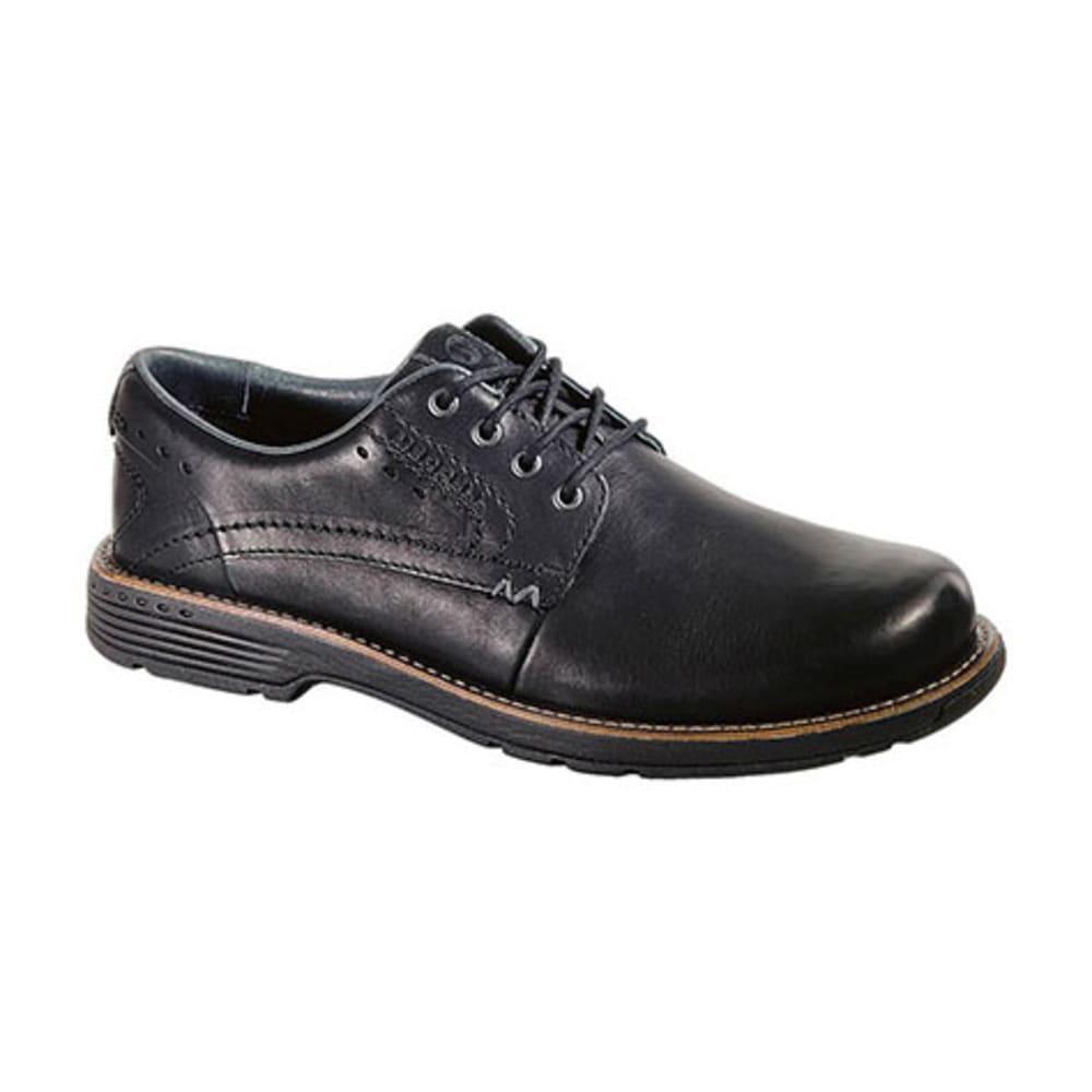 MERRELL Men's Realm Lace Shoes, Black - BLACK