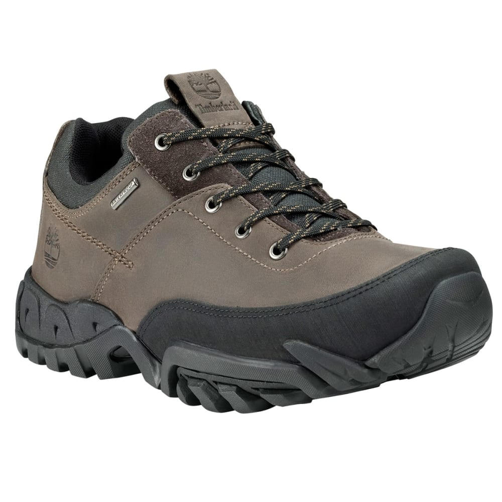 TIMBERLAND Men's Earthkeepers Rolston Low WP Hiking Shoes, Dark Brown - DARK BROWN