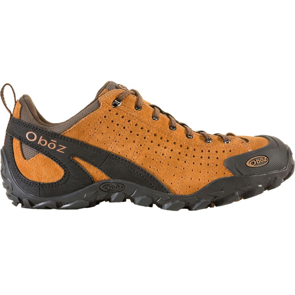 OBOZ Men's Teewinot Hiking Shoes, Sudan - LIGHT ORANGE