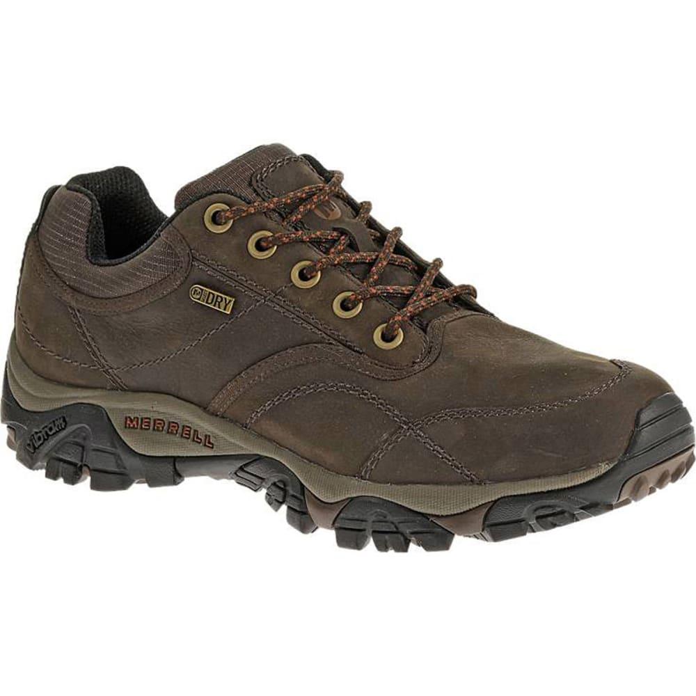 MERRELL Men's Moab Rover Waterproof Shoes, Espresso, Wide - ESPRESSO