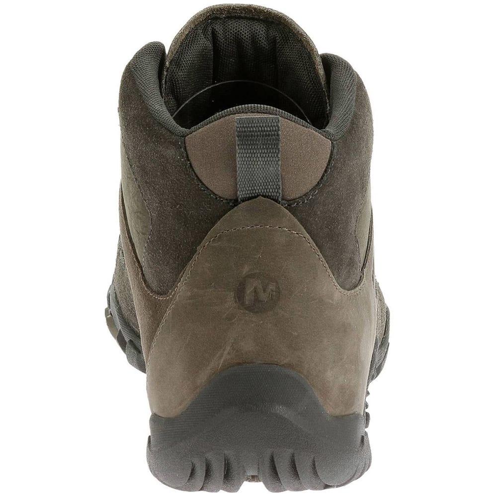 MERRELL Men's Telluride Mid Waterproof Boots - GRANITE