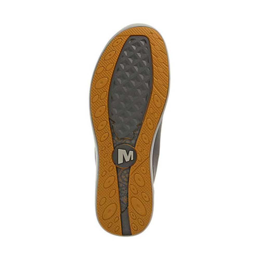 MERRELL Men's Freewheel Lace Shoes - CHARCOAL