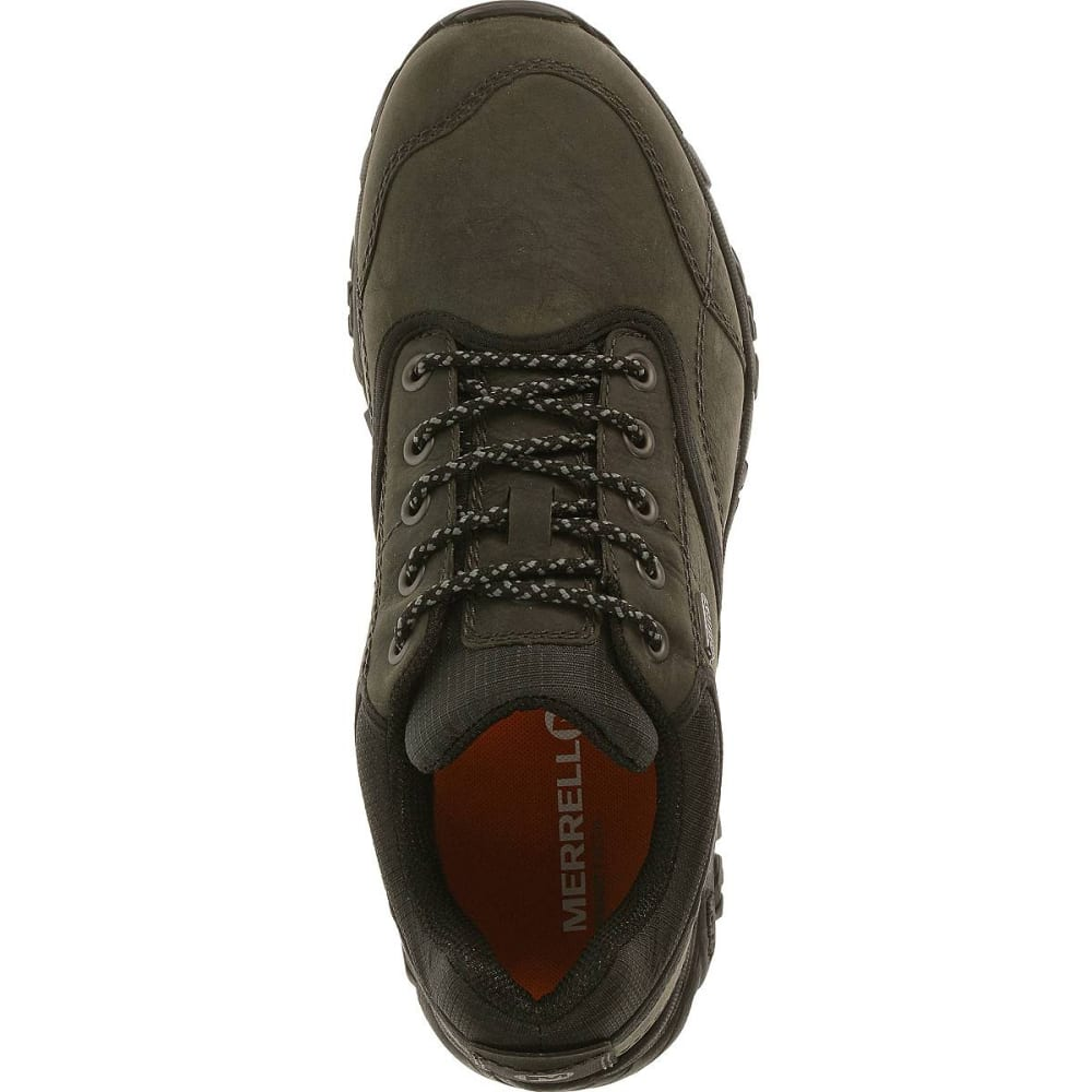 MERRELL Men's Moab Rover Waterproof Shoes, Castle Rock, Wide - CASTLE ROCK