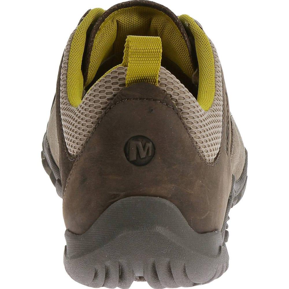 MERRELL Men's Telluride Lace Shoes, Brindle - BRINDLE