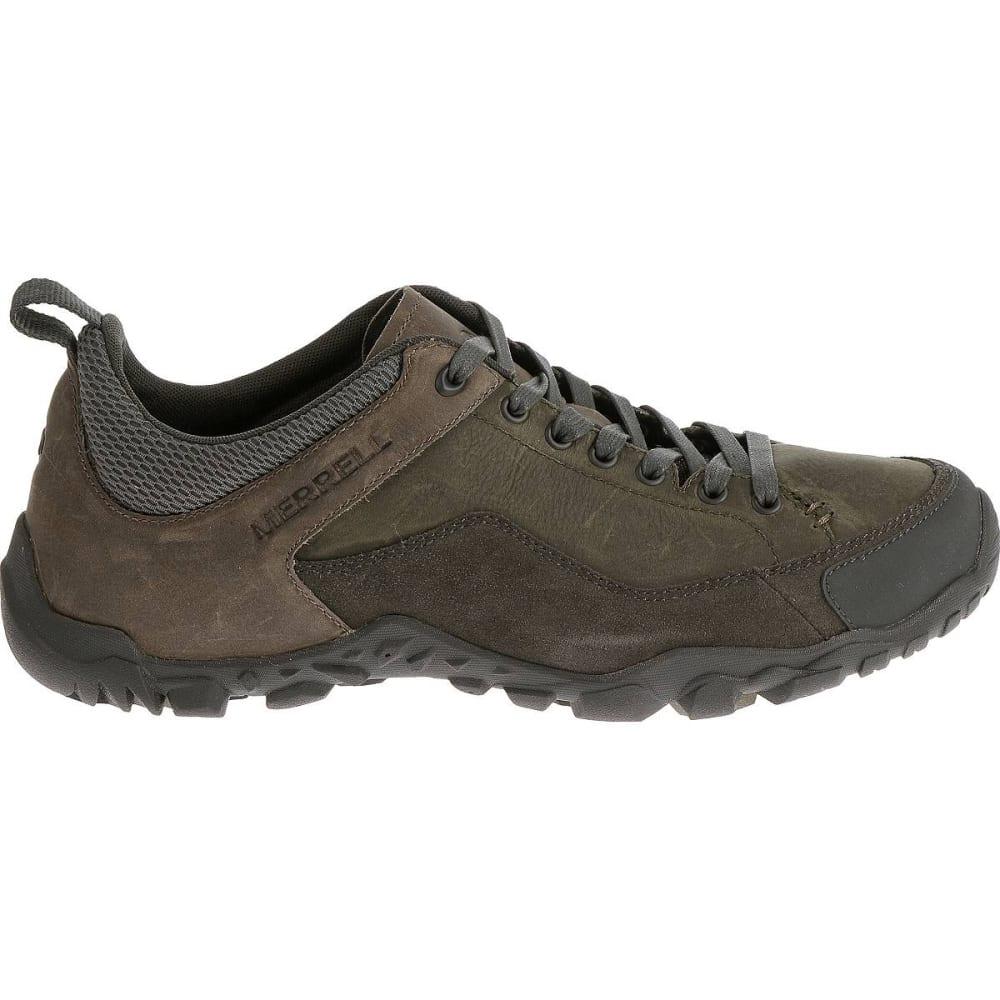 MERRELL Men's Telluride Lace Shoes, Granite - GRANITE