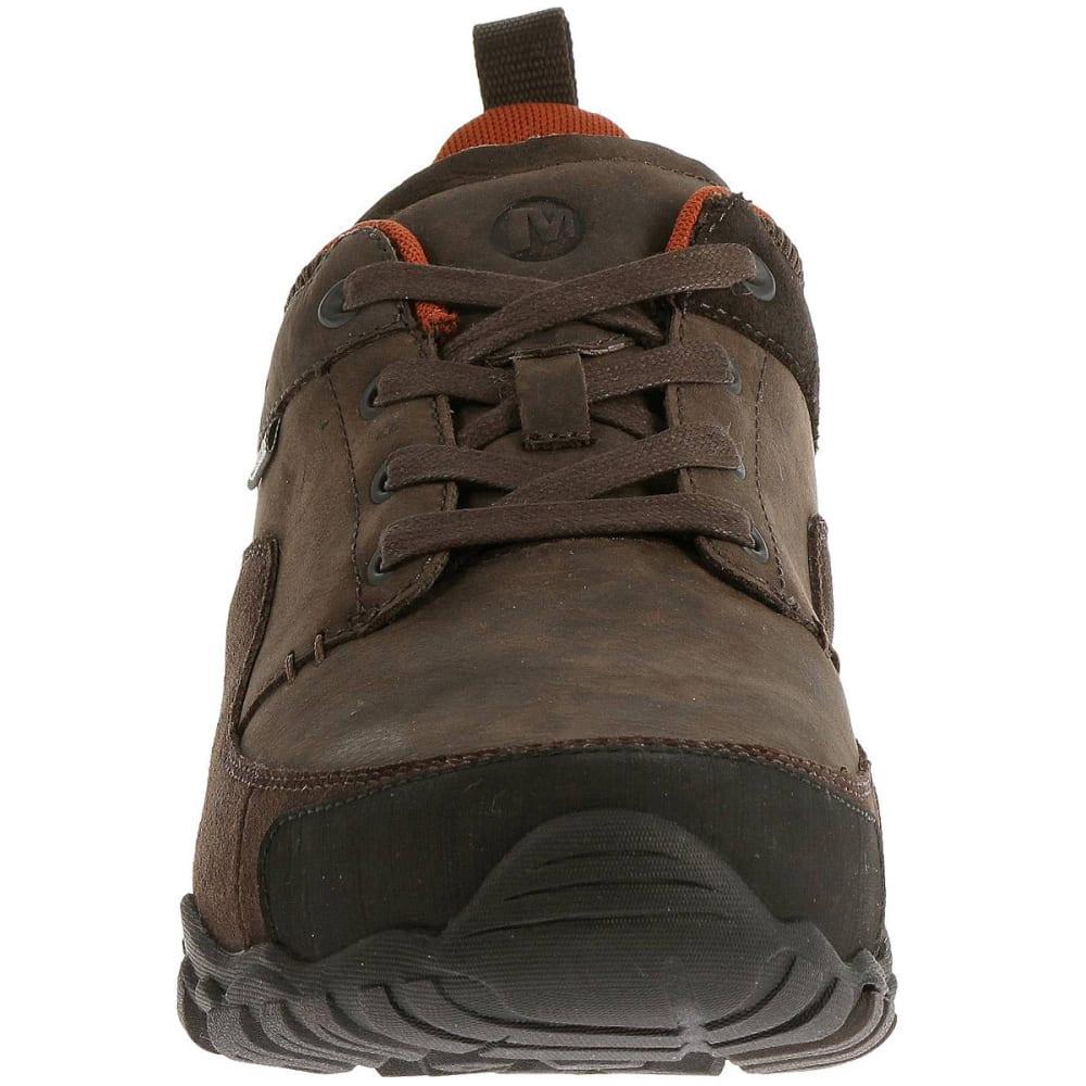 MERRELL Men's Telluride Waterproof Shoes, Espresso - ESPRESSO