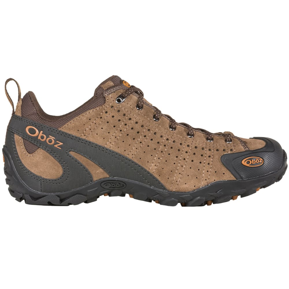 OBOZ Men's Teewinot Hiking Shoes, Chestnut - CHESTNUT