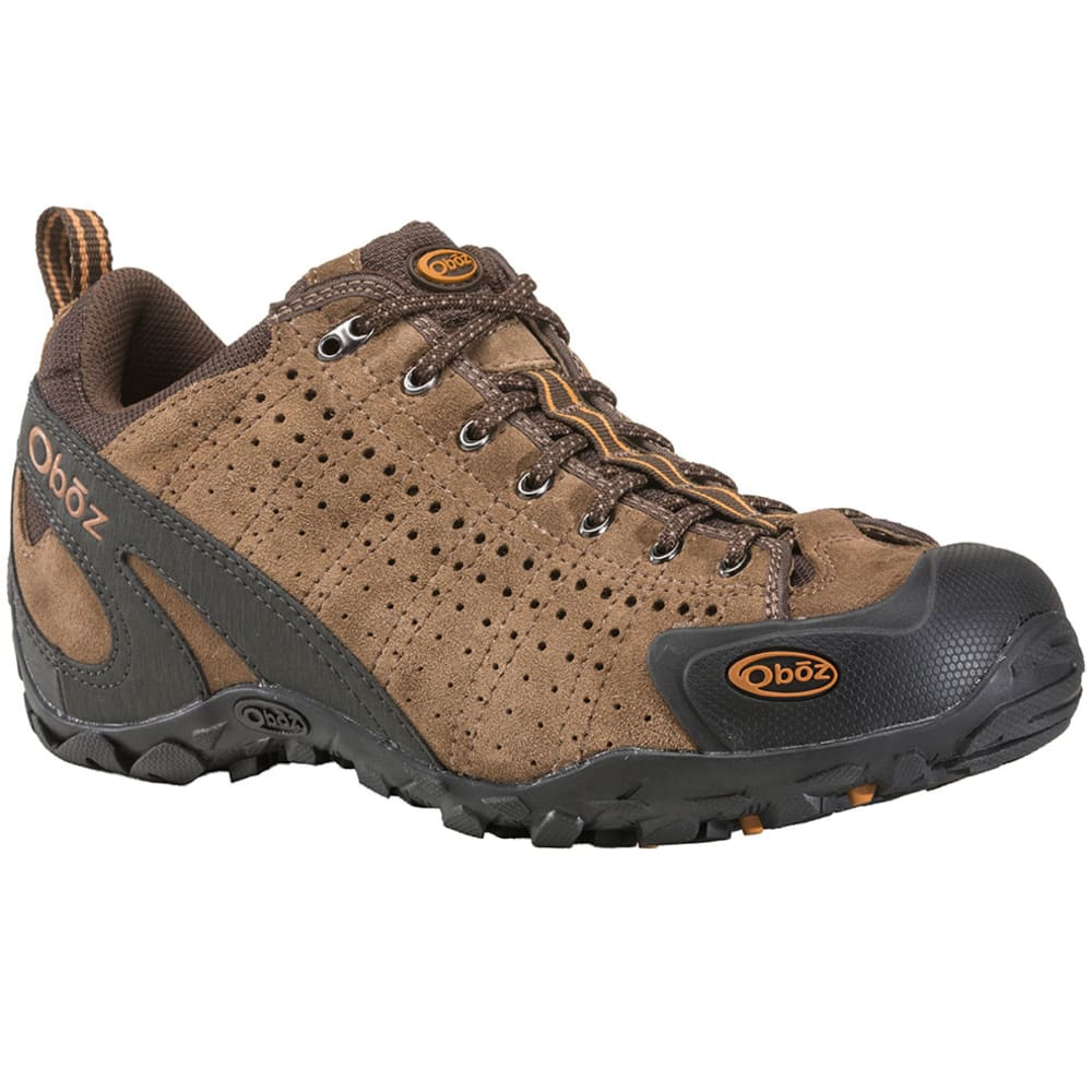OBOZ Men's Teewinot Hiking Shoes, Chestnut 7