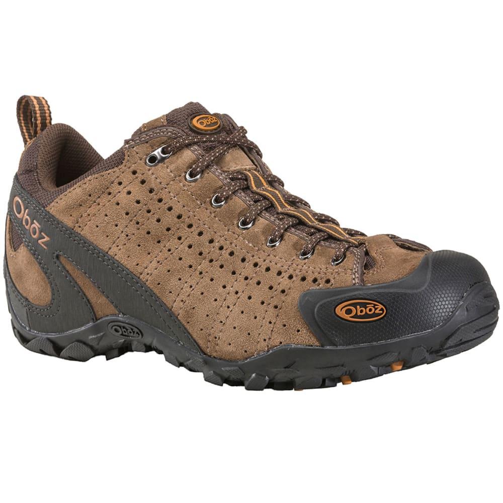 OBOZ Men's Teewinot Hiking Shoes, Chestnut - CHESTNUT