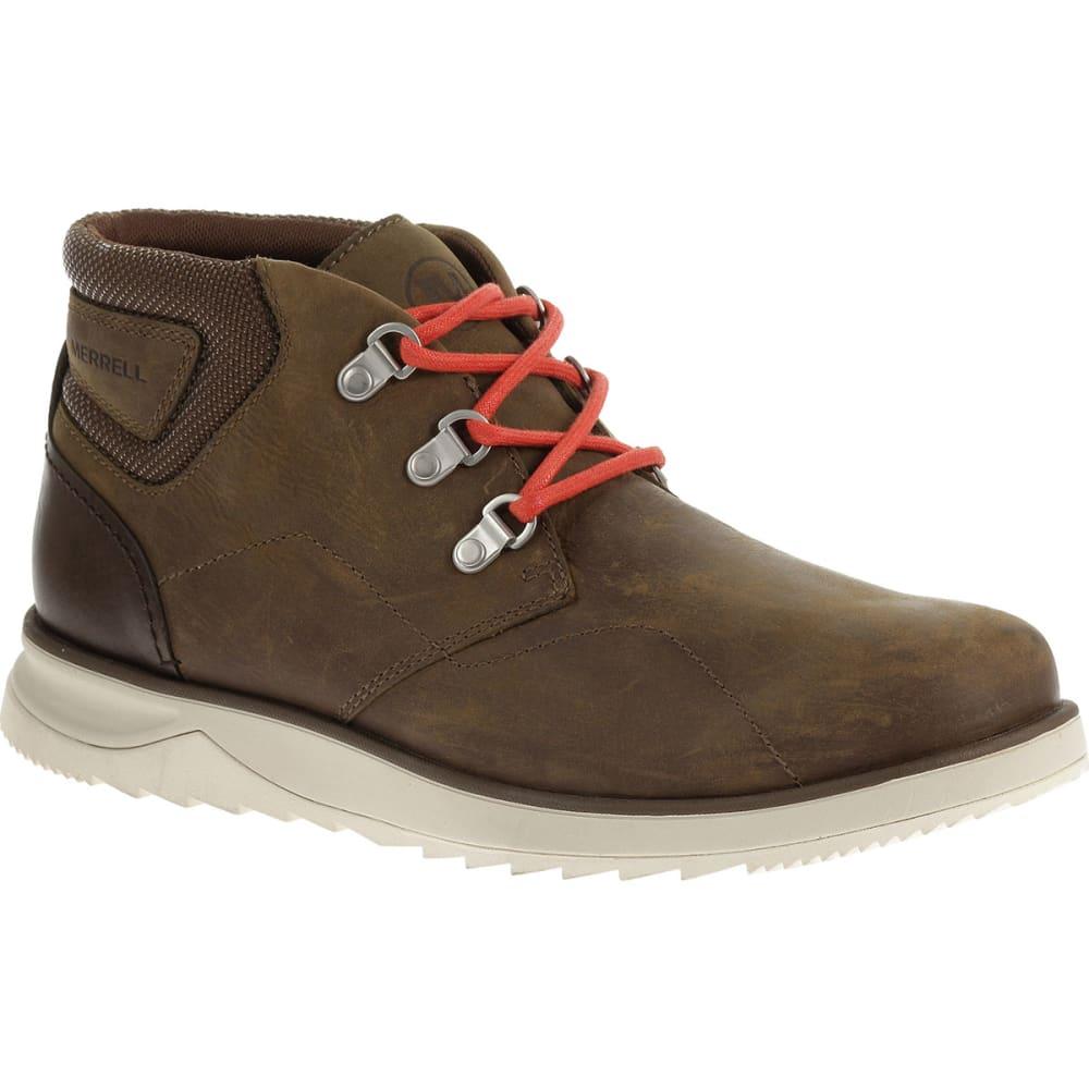 MERRELL Men's Epiction Boots, Brown Sugar - BROWN SUGAR
