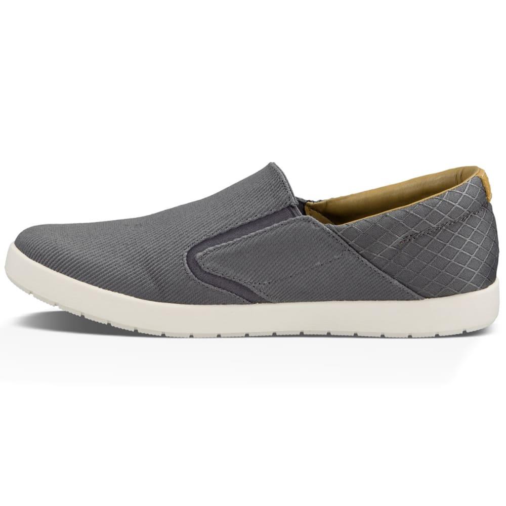 TEVA Men's Sterling Slip-On Shoes, Grey - GREY