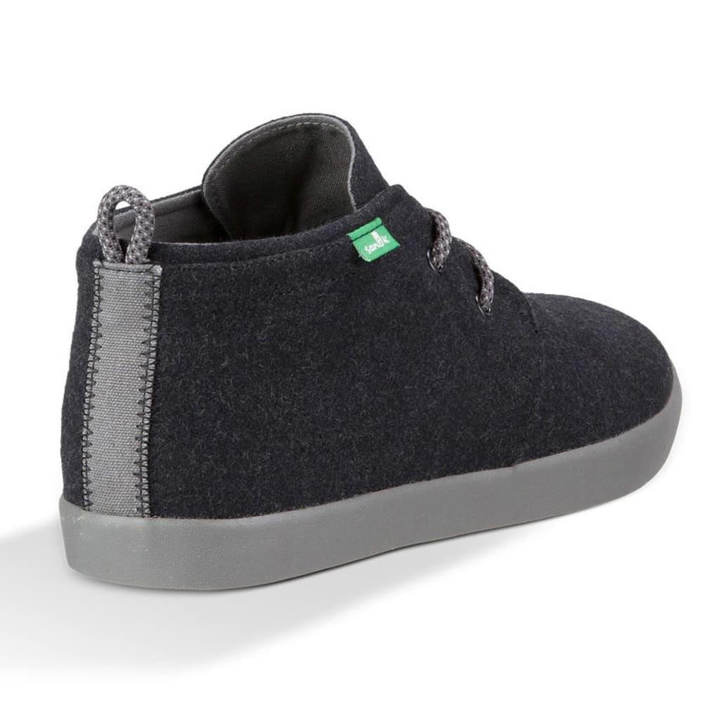 SANUK Men's Cargo TX Shoes - CHARCOAL