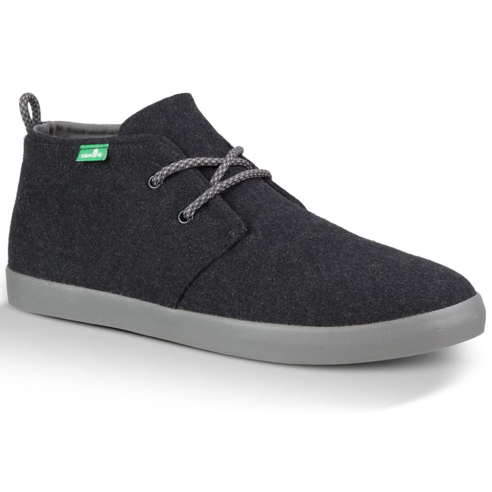 SANUK Men's Cargo TX Shoes - CHARCOAL