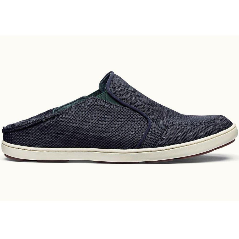 OLUKAI Men's Nohea Mesh Slip-on Shoes - NAVY