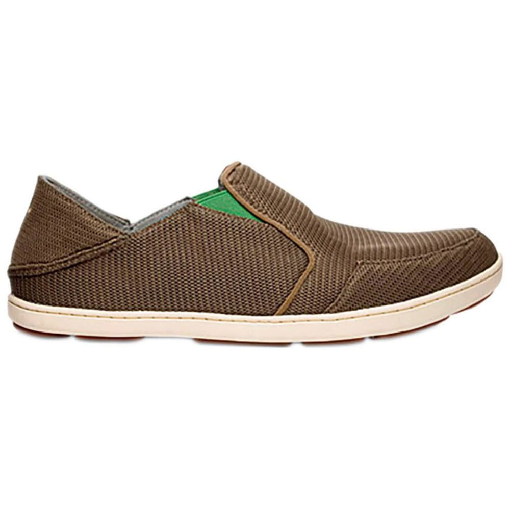 OLUKAI Men's Nohea Mesh Slip-on Shoes - LIME