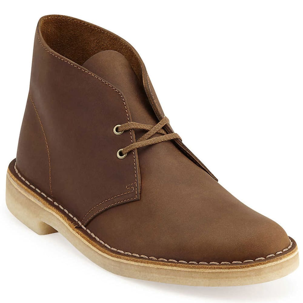 CLARKS Men's Desert Boot - BEESWAX LEATHER