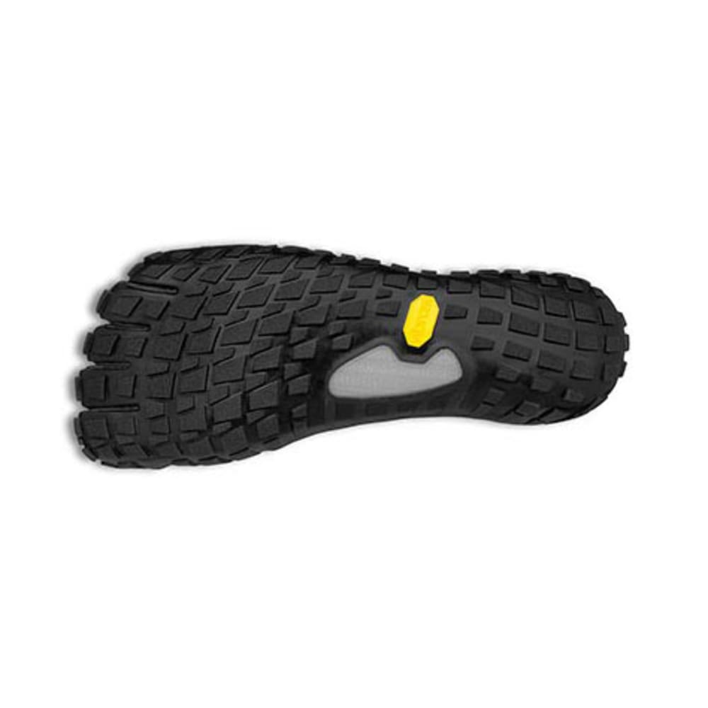 VIBRAM FIVEFINGERS Men's Spyridon MR Barefoot Shoes, Black/Grey - BLACK/GREY