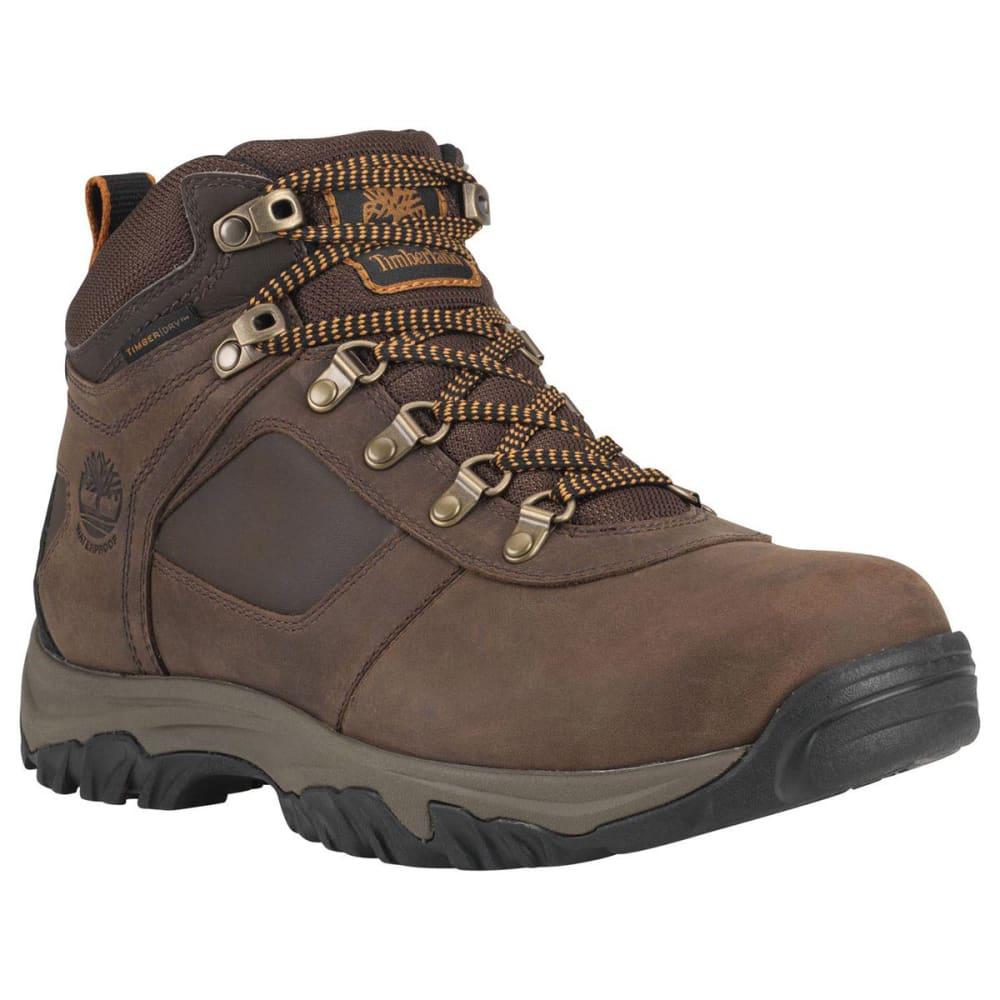 TIMBERLAND Men's Mt. Monroe Mid Waterproof Boots - BROWN