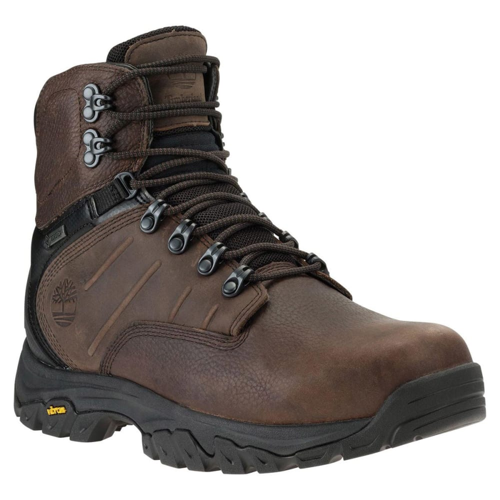 TIMBERLAND Men's Jefferson Summit Mid GTX Boots - DARK BROWN
