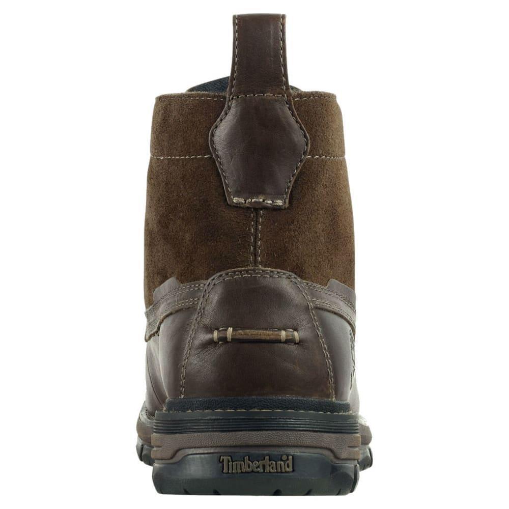 TIMBERLAND Men's Heston Mid Waterproof Boots - DARK BROWN