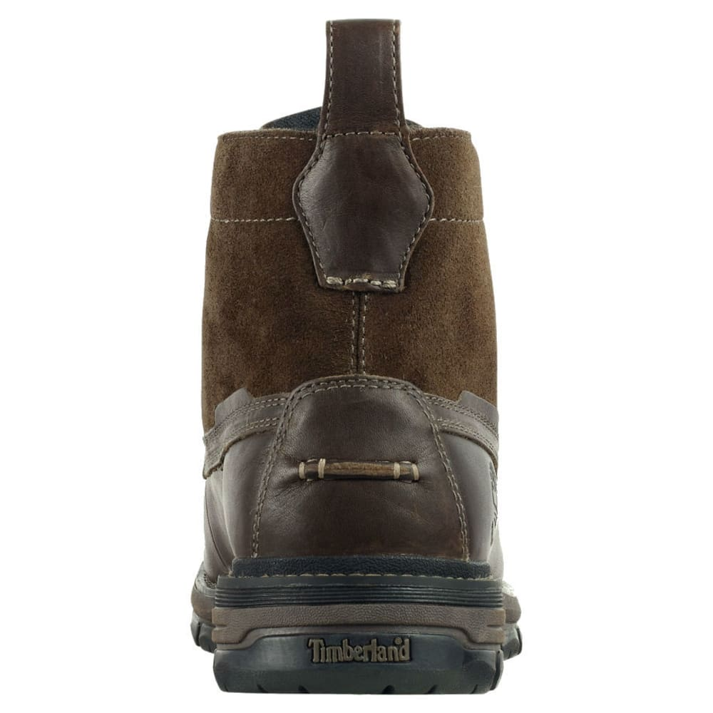 deffde6f3daf TIMBERLAND Men  39 s Heston Mid Waterproof Boots - DARK BROWN