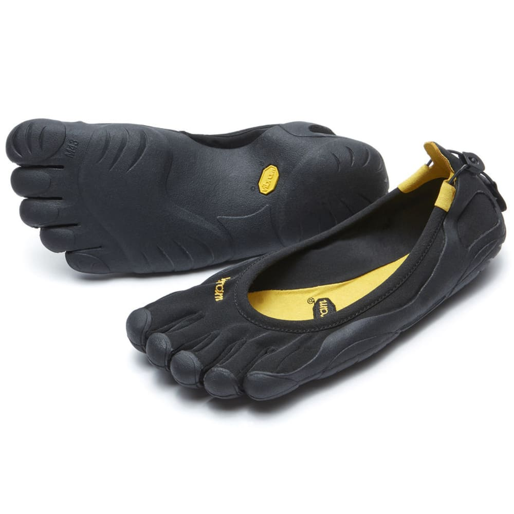 VIBRAM FIVEFINGERS Men's Classic Multisport Shoes - BLACK