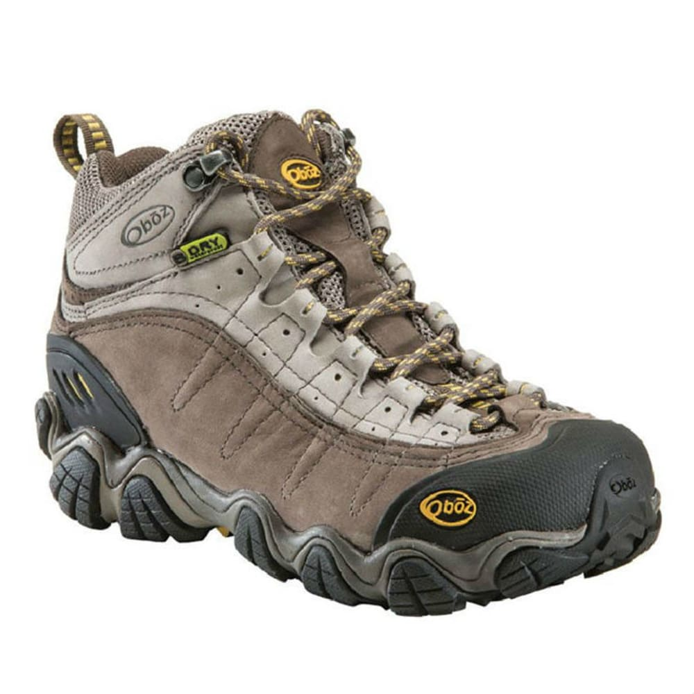 OBOZ Women's Yellowstone BDry Hiking Boots - BARLEY