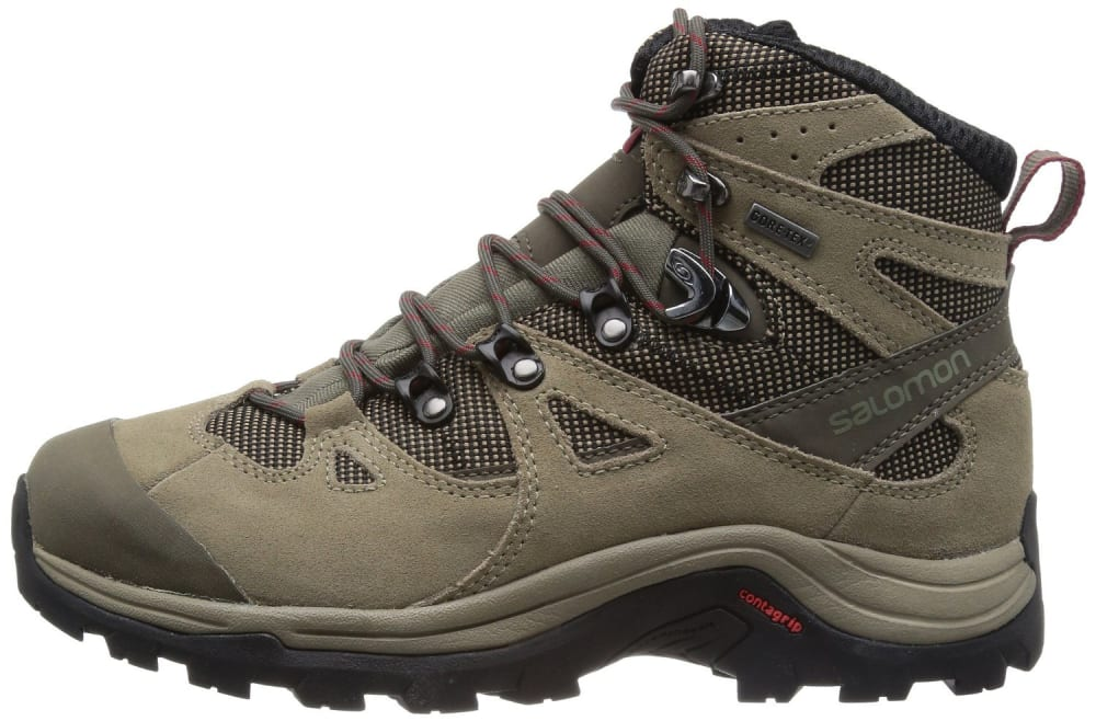 SALOMON Women's Discovery GTX Hiking Boots - THYME