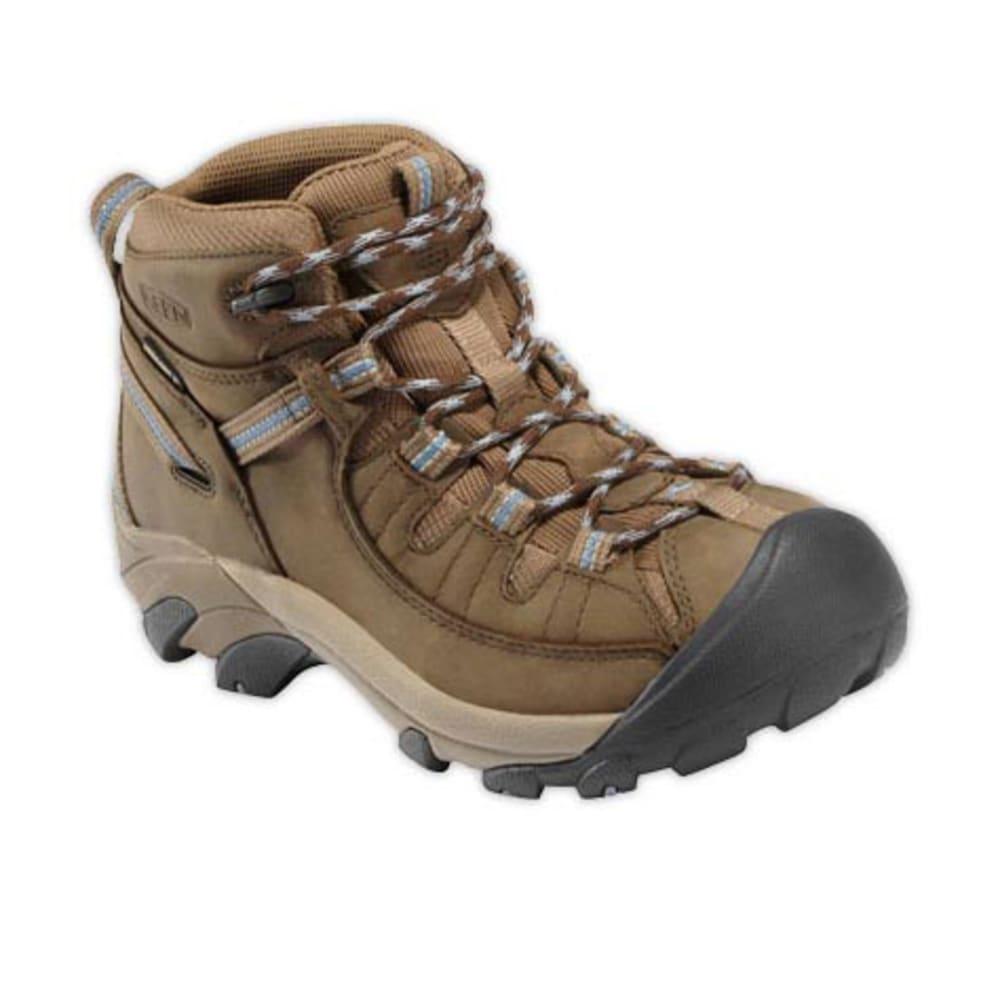 Keen Women's Targhee Ii Mid Waterproof Hiking Boots - Brown - Size 9.5 1004114