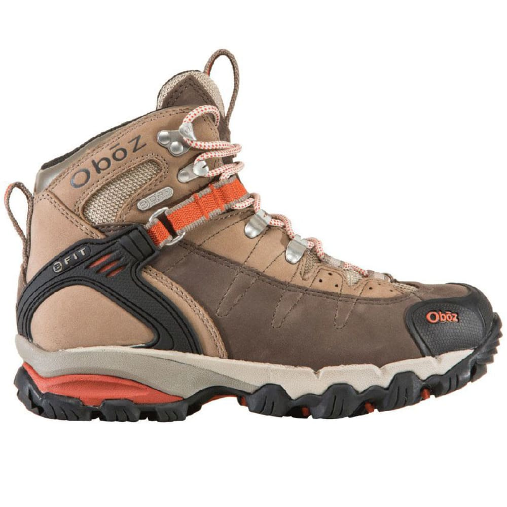 OBOZ Women's Wind River II WP Backpacking Boots - HARVEST GOLD