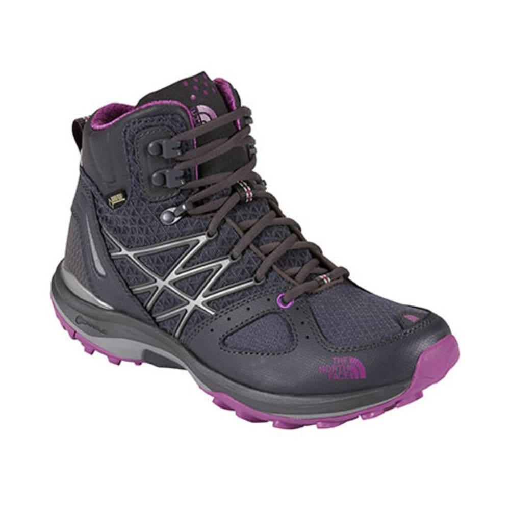 THE NORTH FACE Women's Ultra Fastpack Mid GTX Hiking Boots, Dark Shadow Grey - DARK SHADOW
