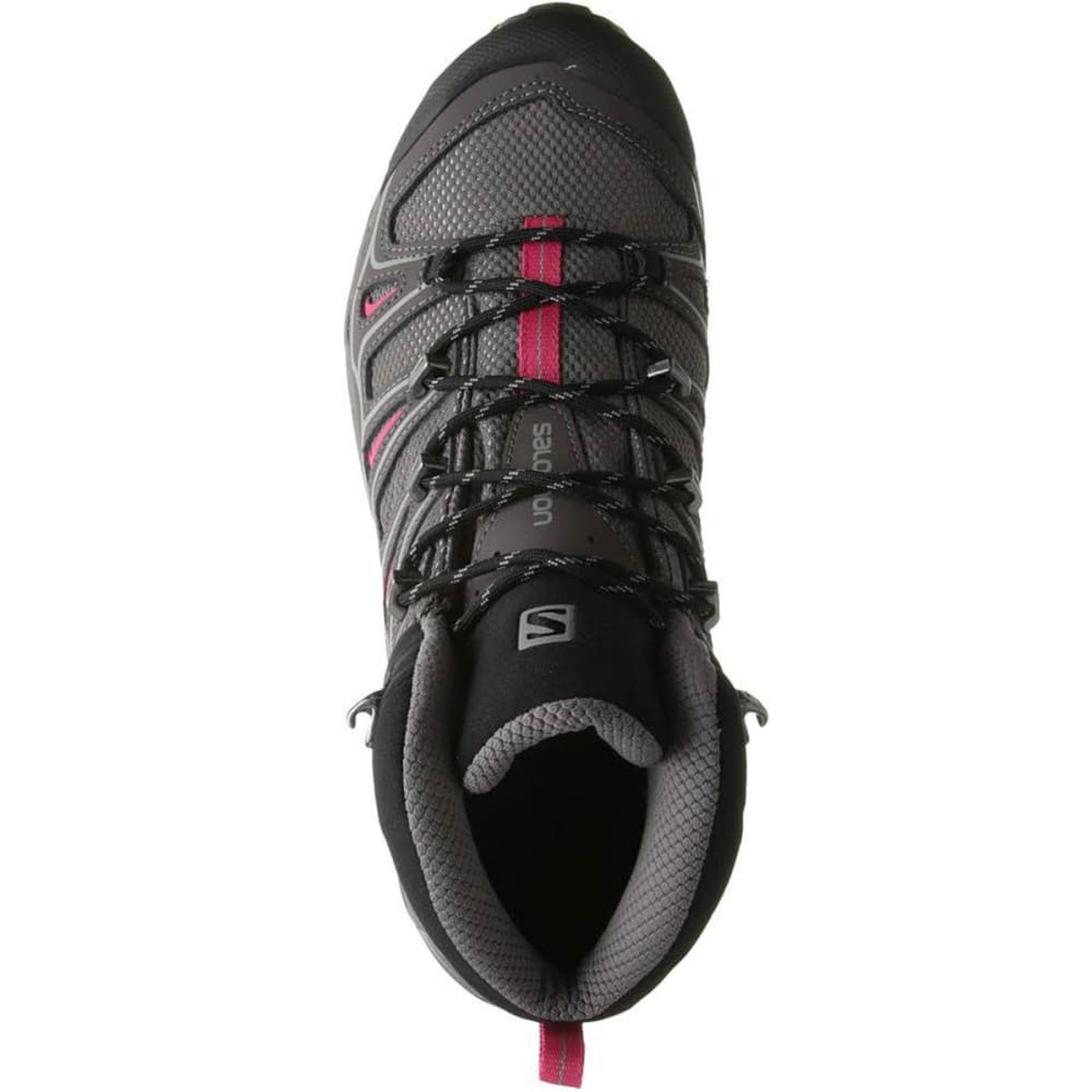 7a6b53cf6153 SALOMON Women  39 s X Ultra Mid 2 GTX Hiking Boots - DETRIOT PINK