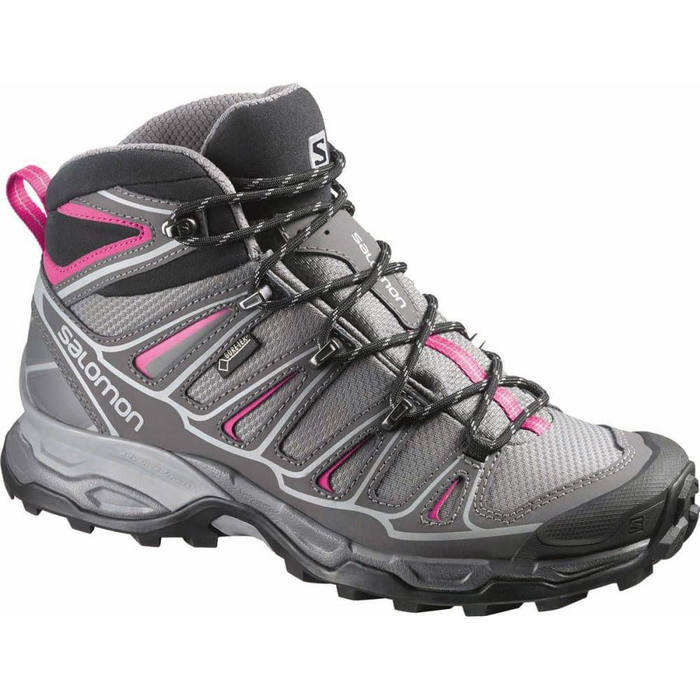 SALOMON Women's X Ultra Mid 2 GTX Hiking Boots 6