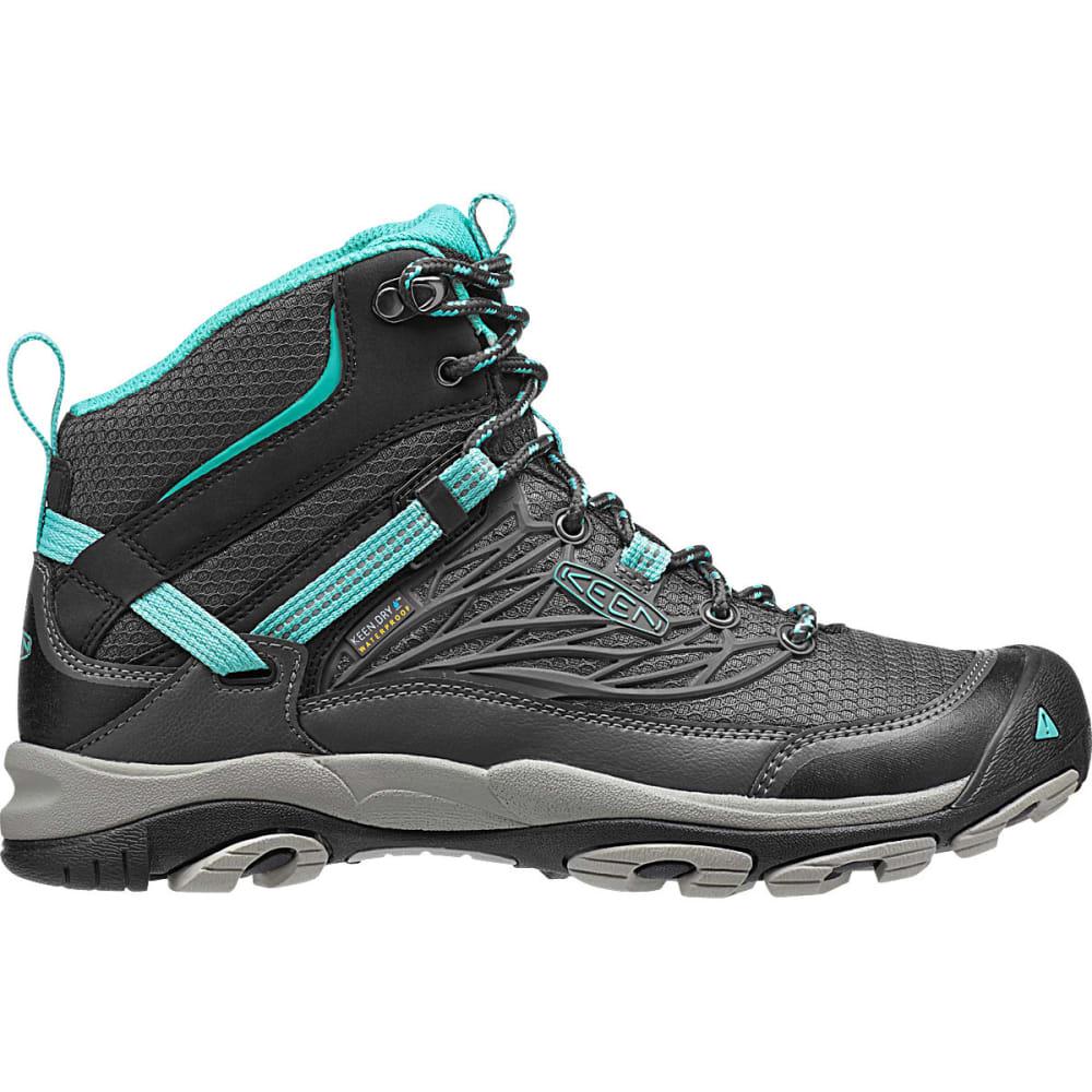 Luxury KEEN Womenu0026#39;s Durand Mid WP Hiking Boots Gargoyle