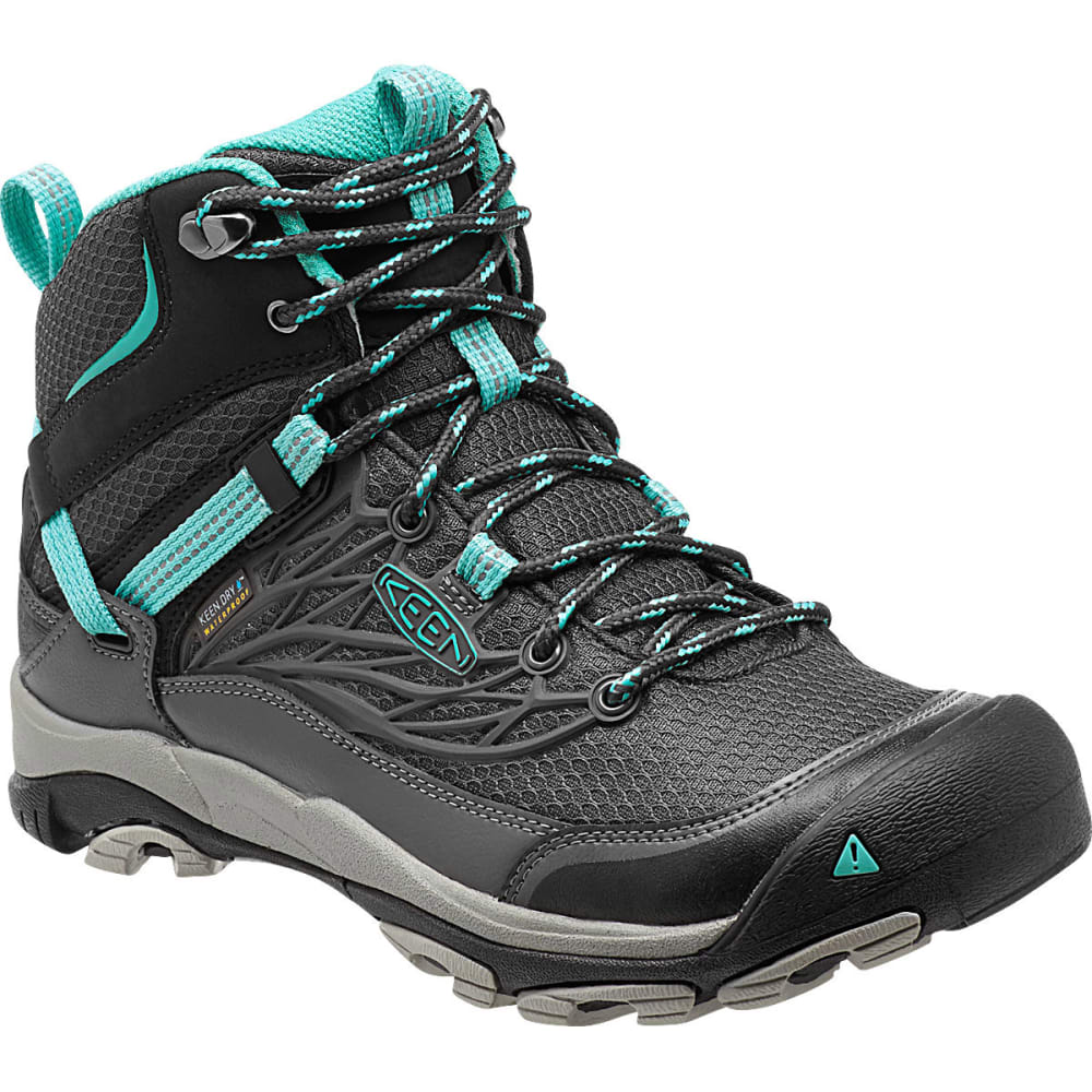 Simple KEEN Logan Mid Hiking Boot - Womenu0026#39;s | Backcountry.com
