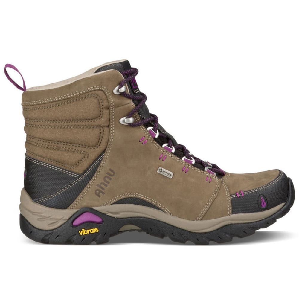 AHNU Women's Montara WP Hiking Boots, Brown - BROWN
