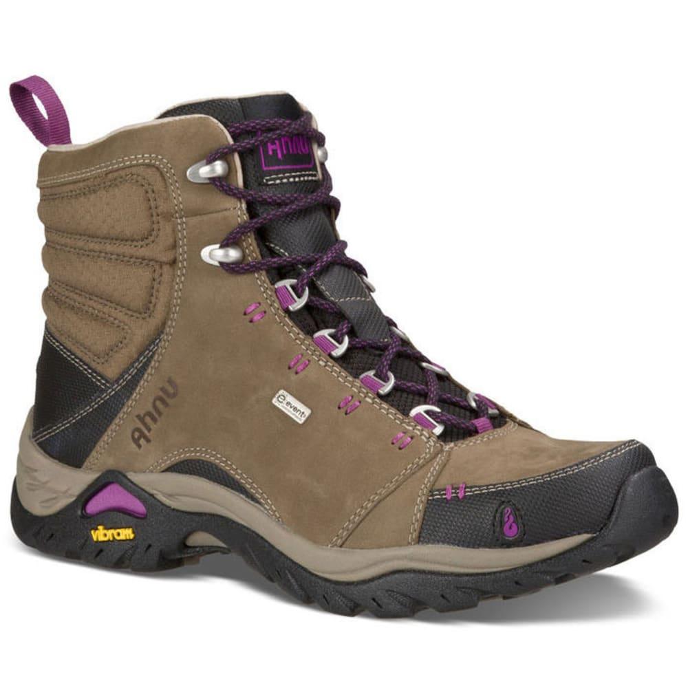 Ahnu Women S Montara Wp Hiking Boots Brown Ebay