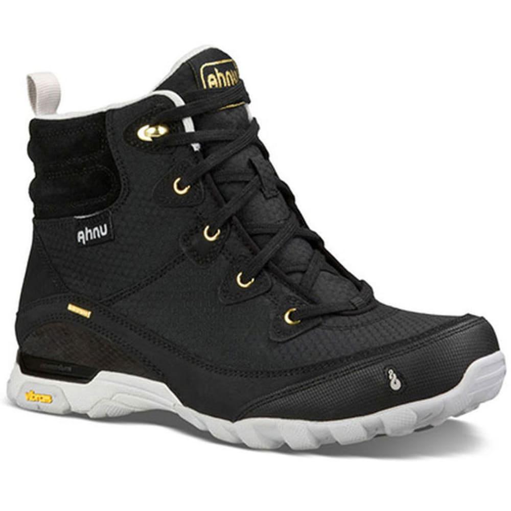 AHNU Women's Sugarpine Waterproof Hiking Boots - BLACK