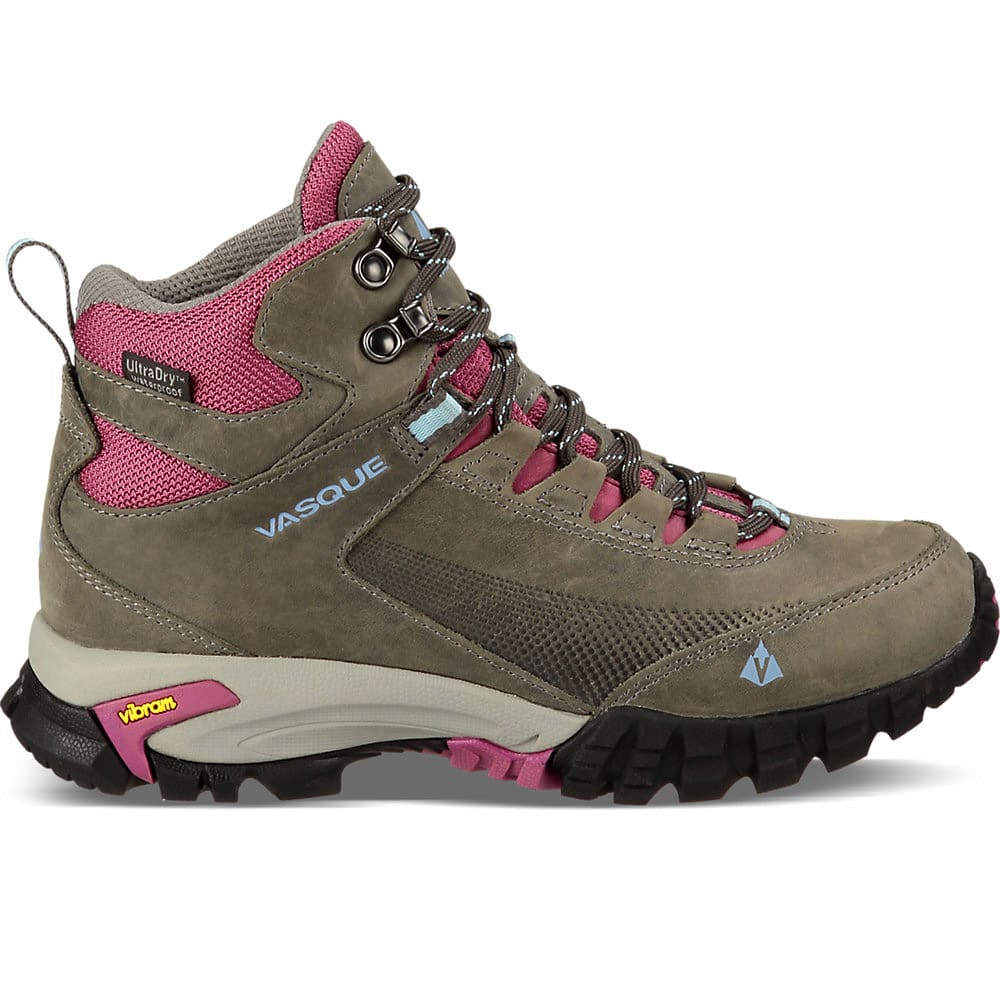 VASQUE Women's Talus Trek UltraDry™ Hiking Boots - GARGOYLE