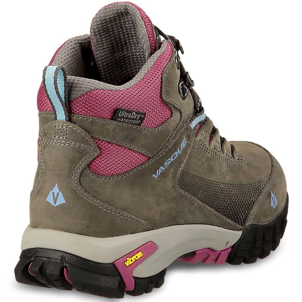 VASQUE Women's Talus Trek UltraDry Hiking Boots - GARGOYLE